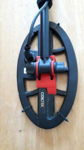 minelab equinox 10x5 Coiltek Yoke coil repair stiffener