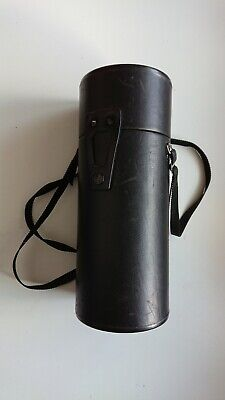 Camera lens hard case internal-180mmx78mm black