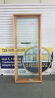 Timber Awning Window 2107H x 856W  (Item 4997)