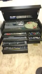 New tool box with tools