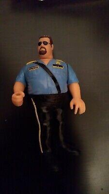 Big Boss Man pupazzo action figure wrestling WWF WWE anni Novanta Hasbro