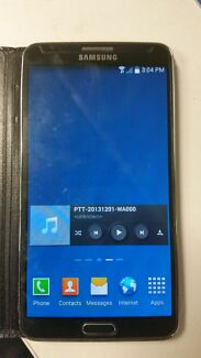 Samsung note 3 32GB Excellent condition Maroubra Eastern Suburbs Preview
