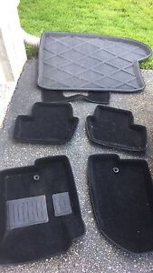 Jeep Compass Findway 3D floor mats and Cargo liner