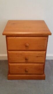 Free pick-up: small drawers set, chair and desk Rose Bay Eastern Suburbs Preview
