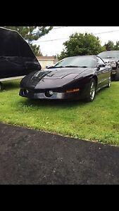 1996 Pontiac trans am 5.7L