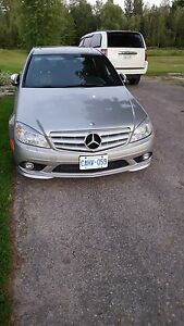 2008 Mercedes C300 safetied and etested