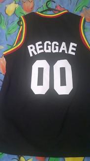 Reggae singlet size L