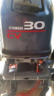 30 HP Yamaha 10 to 15 mins old suit new buyer Salisbury Park Salisbury Area Preview