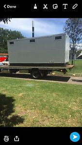 Hino truck with work for sale... Rockdale Rockdale Area Preview