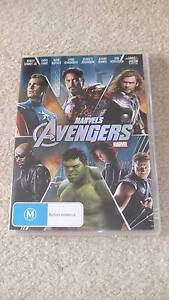 Avengers DVD Frankston Frankston Area Preview