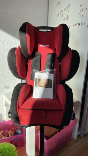 Recaro Young Sport HERO - Rot Kindersitz Neuwertig