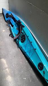 Finn Affinnity Kayak West Perth Perth City Area Preview