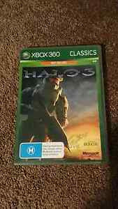XBOX 360 Classics Halo 3 Video Game Albany Creek Brisbane North East Preview