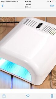 36W Art Acrylic Nail Lamp Curing Light Gel Polish Dryer  36w Mirrabooka Stirling Area Preview