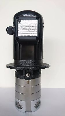 Cnc Multistages Machine Tool Coolant Pump 1 Hp 220480v 3 Stages 172mm 7 Stem