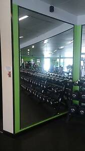 $400 BRAND NEW!! 6mm Gym Mirrors 8ft 20 Kensington Eastern Suburbs Preview