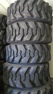 bobcat tyres