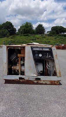 Ingersoll-rand Ssr-2000 Compressor 75hp Model Ssr 250h Aac5f For Parts