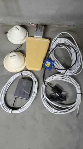 Wilson DB Pro Signal Boost Amplifier Kit Indoor/Outdoor Antenna