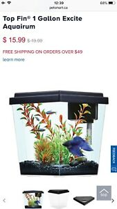Looking for small fish tank
