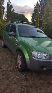 2004 Ford Territory Kings Meadows Launceston Area Preview