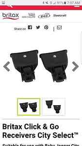 Baby Jogger City Select Adapters Raymond Terrace Port Stephens Area Preview