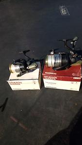 Fishing reel package!!  Shimano McKellar Belconnen Area Preview