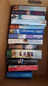Books, known authors, in excellent condition