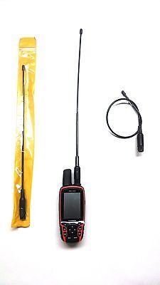 """Flexible 15"""" Long Range Antenna Garmin Astro 220/320 - Alpha 100 GPS"""