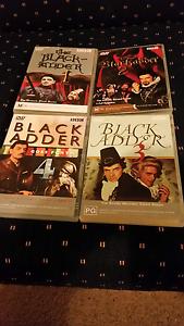 Black Adder Rowan Atkinson Classic Comedy DVD series Nuriootpa Barossa Area Preview