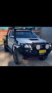 Toyota Hilux BullBar 2005 to 2015 Brand New