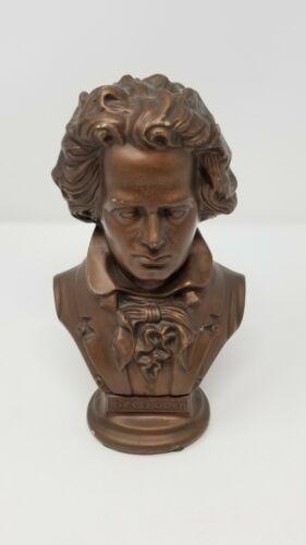 Vintage Beethoven Statue Head