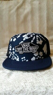 VANS CLASSIC PATCH TRIPPIN SNAPBACK CAP-ONE SIZE RRP £28