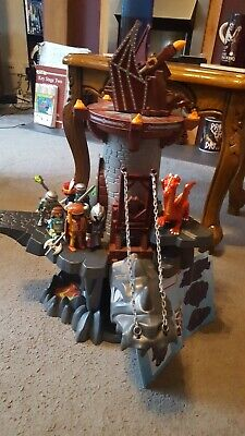 PLAYMOBIL SET - 4836 - KNIGHTS DRAGON DUNGEON CASTLE TOWER