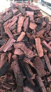 Firewood 2 ton dry  and split jarrah Midvale Mundaring Area Preview
