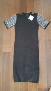 NWT ASOS UK back maternity dress UK8 US4