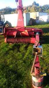 JF forage chopper/harvester, tractors, implements. Ulverstone Central Coast Preview