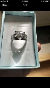 Tocara silver 925 ring bague crystal Diami - 8