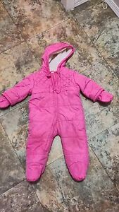 Children's place 9-12 month snowsuit