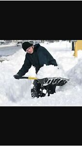 RELIABLE SNOW REMOVAL ! 125 MONTHLY !  20 A DRIVEWAY !  Regina Regina Area image 1