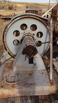 Sprout Waldron 501h Belt Driven Heavy Duty 125 Hp Pellet Mill Wood Pellets Usa