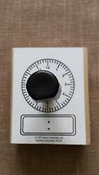 Clock Stamp: Digital and Analog
