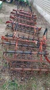Kongskilde Wire Basket Harrows