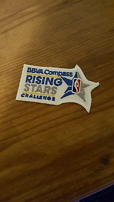 NBA All Star Rising Stars Challenge Authentic Jersey Patch VERY RARE