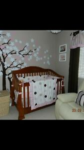 Crib, Daybed, Double/Full bed