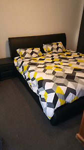 King size bed Andrews Farm Playford Area Preview