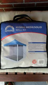 Solid and Mesh Wall Kit for 3 x 3 Gazebo
