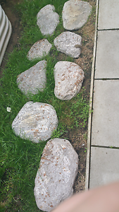 Concrete stepping stones Kingston Kingborough Area Preview