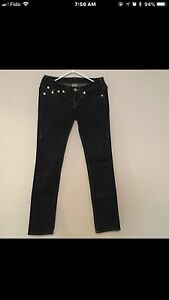 AUTHENTIC TRUE RELIGION JEAN With Sequence Logo