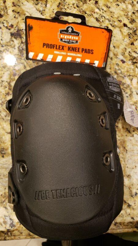 Ergodyne ProFlex 335 Slip Resistant Rubber Cap Knee Pads, 18335, FREE SHIPPING